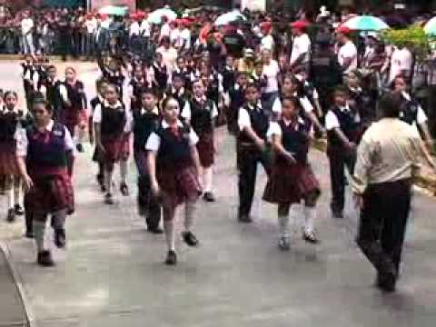 Desfile Civico Militar 16 De Septiembre En Zamora Michoacan Youtube