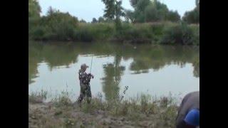 Риболовля на Алею р.