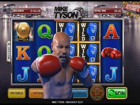 mike tyson gioco