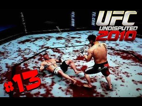 UFC Undisputed 3 Прохождение карьеры Часть 2 PS3