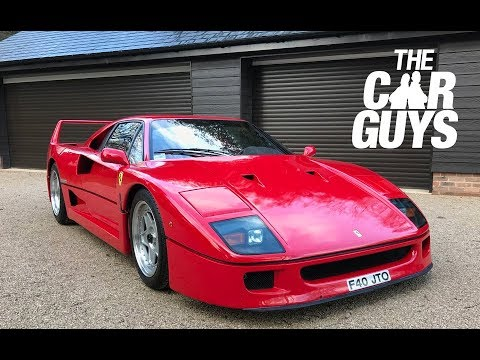 CHRISTMAS SPECIAL - Ferrari F40 - What is it like to DRIVE and OWN one?