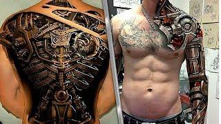 Download Невероятные 3D Татуировки, Вы Должны Это Видеть! Mp3 and Videos