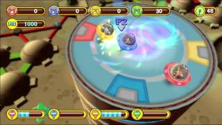 Super Monkey Ball Step and Roll - Launch-Trailer + Gameplay