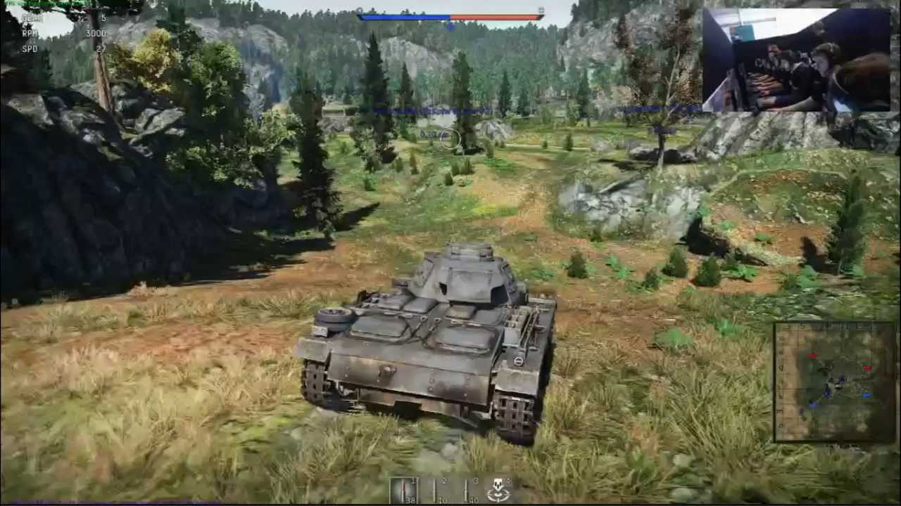 все танки в вар тандер