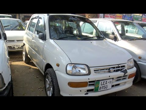 Daihatsu Cuore 2008   Complete review