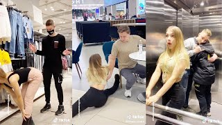 Most Watched Russian Fitness Girl Hot Prank Videos | @Fitness samka | Hot and Funny Tiktok Videos