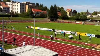 400m Haies Féminin La-chaux-de-Fonds 2014 - 58