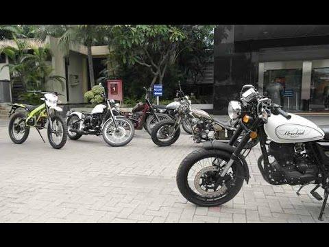 CLEVELAND CYCLEWERKS INDONESIA BERKUNJUNG KE REDAKSI MOTOR PLUS