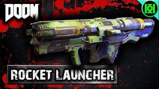 Doom: ROCKET LAUNCHER Guide | Doom Multiplayer Weapons 2016 (Tips, Review + Gameplay)