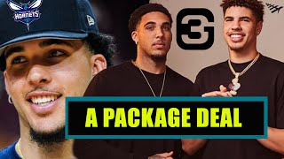 Liangelo Going Where Lamelo Goes!!! NBA Teams Meeting With Roc Nation!!! (Package Deal)