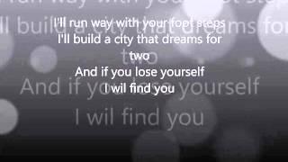 Find You-Zedd (lyrics)