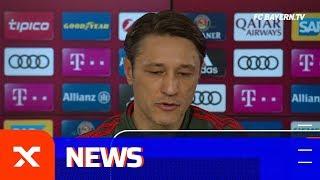 Niko Kovac über Mats Hummels, Hasan Salihamidzic und Arjen Robben | Hannover - Bayern München | SPOX