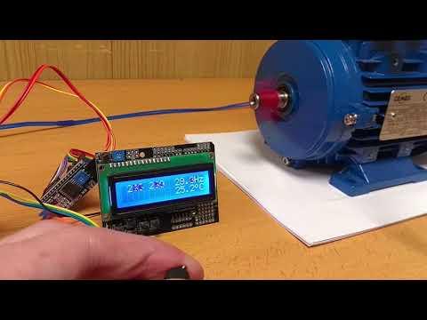 ⚙️Частотник 8bit на Arduino Micro и Infineon IGBT