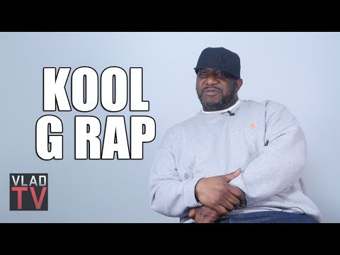 Kool G Rap on His First Album Getting Protested by the Gay Community