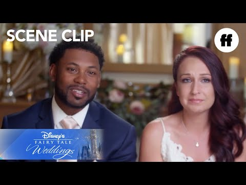 Disney's Fairy Tale Weddings | Wedding on the Disney Cruise Line | Freeform
