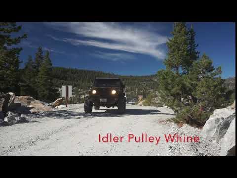 Jeep Liberty Tensioner Pulley Torque