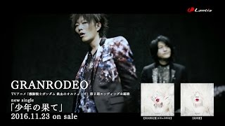 GRANRODEO / 少年の果て - short ver.
