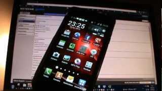 W-Lan Internet einrichten für Android Smartphone. (Galaxy)