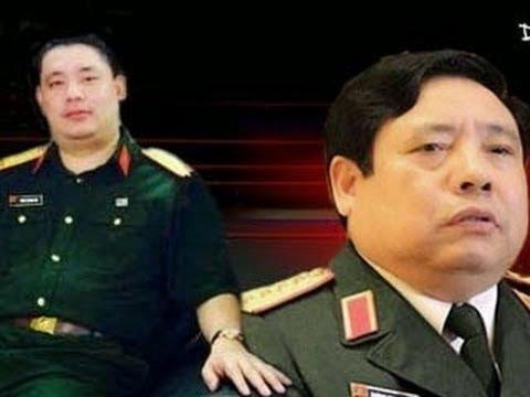 Biến loạn ở Bộ QP và Bộ CA, con trai Phùng Quang Thanh bị cách chức