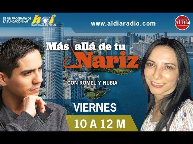 AL DIA TV- MAS ALLA DE TU NARIZ - 17-8-2018
