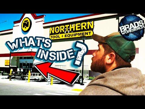 NORTHERN TOOL Cordless Tools, Shop Tools & More (Part 1)