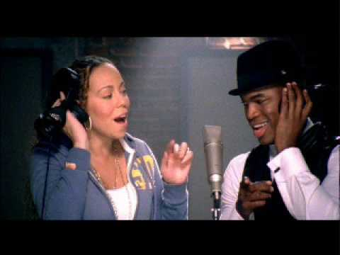 Mariah Carey ft Ne-Yo - Angels Cry Remix - Official Video Shoot 2009
