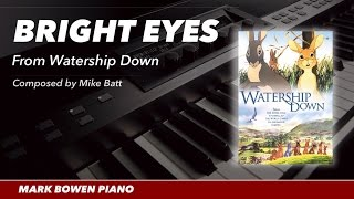Bright Eyes Watership Down Piano Arrangement.mp3