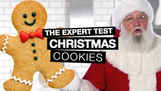 Santa Claus Rates Christmas Cookies | The Expert Test