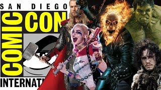 Noticias sobre Comic-Con 2016  | ¡Se confirma Planet Hulk y Ghost Rider !