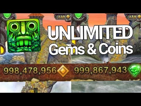 Temple run 2 hack unlimited coins and gems (no jailbreak) youtube.