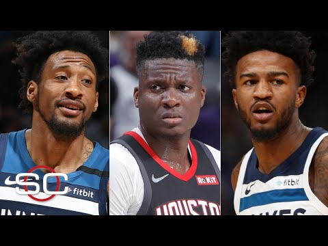 Four-team deal is the largest NBA trade since the Knicks dealt Patrick Ewing in 2000 | SportsCenter
