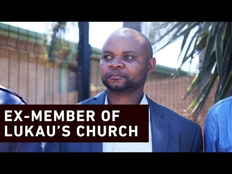 Alleluia co-founder: Lukau's behaviour is 'unholy and evil'