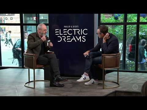 """Liam Cunningham Discusses The """"Philip K. Dick's Electric Dreams"""" Episode, """"Human Is"""""""