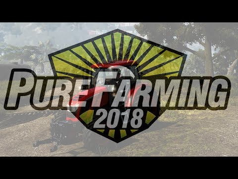 Pure Farming 2018 Press Demo - Arthur's  Play through - Columbia
