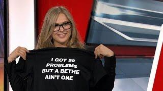 Cabbie Presents: Ronda Rousey
