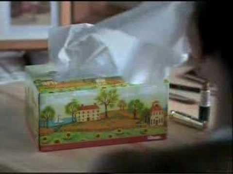 Kleenex Tissue - Kym Ng