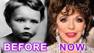 WOMAN and TIME: Joan Collins