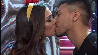 ¡Tyago Griffo besó en vivo a Rocío Robles y Mica Viciconte estalló de furia!