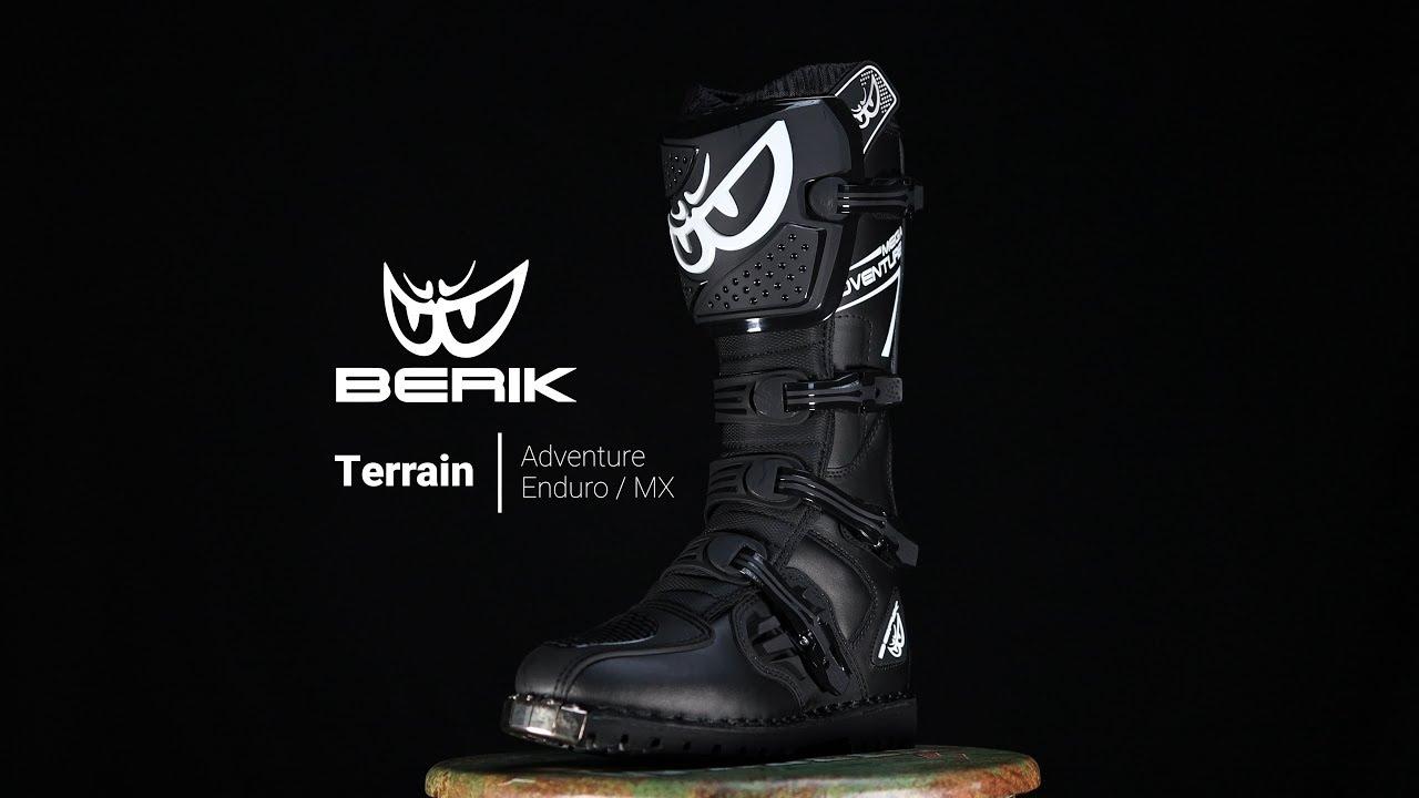 Stivali Berik Terrain Enduro//MX