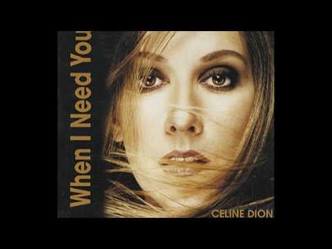 Celine Dion - When I Need You (Karaoke/Instrumental)