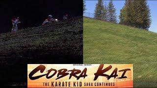 Karate Kid - Cobra Kai Original Steep Hill Location #8 in 2018
