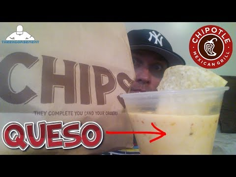CHIPOTLE® QUESO REVIEW