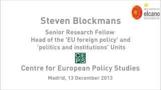 Steven Blockmans. European Union