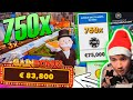 Record win 75.000€ on Monopoly live - Top 5 Big wins in casino slot