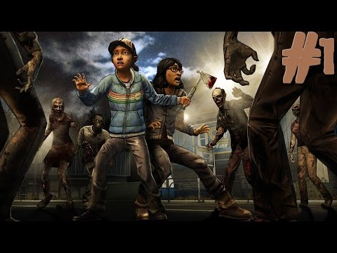 The Walking Dead Video Game: Episode 8 - #1 - Howe's Hardware