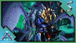THE NEW MINING DRILL IS AMAZING! - Ark: Genesis [DLC Gameplay E14]