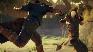 Exclusive Absolver Gameplay - New Environments, Gear, PVP, and More