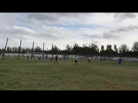 BNA 2 - Santander Rio 0     Gol de Nicolas Armando