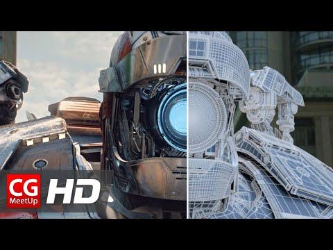 "CGI VFX Breakdown HD ""Daloc The Robot"" by Troll VFX | CGMeetup"