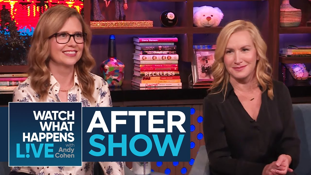 After Show: Which Actor Cried Most over 'The Office' Ending?
